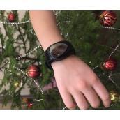 Малыш умные GPS-часы-телефон для детей чёрные