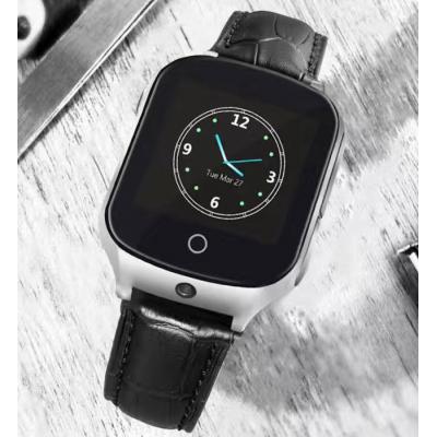 Детский GPS трекер для ребёнка на Android смарт умные часы-телефон с камерой и сенсорным экраном Школьник-2