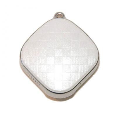"""GPS метка маяк """"Локатор"""" трекер с сим-картой. Миниатюрный. Белый. Определение местоположения: GPS, WiFi и вышки сотовой связи LBS"""
