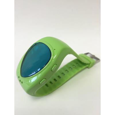 """Часы-телефон для детей с трекером GPS ребенку от 5 лет """"Малыш"""", цвет зелёный"""