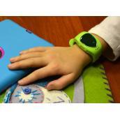 Малыш GPS трекер для детей зелёные