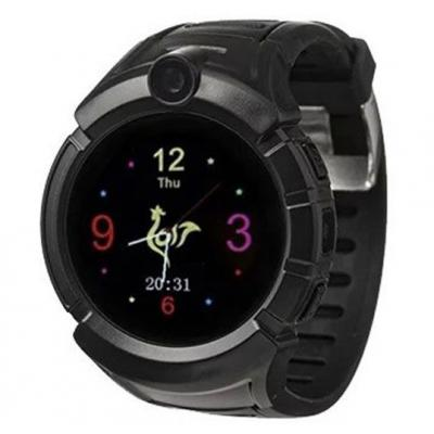 Smart Baby Watch i9 детские умные часы с GPS трекером Черные