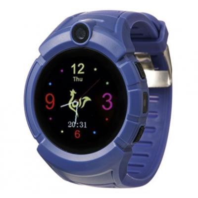 Smart Baby Watch i9 детские умные часы с GPS трекером Синие