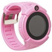Smart Baby Watch i9 детские умные часы. Цвет Розовый