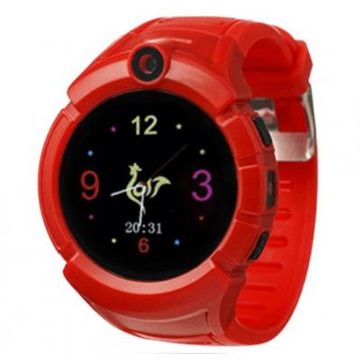 Smart Baby Watch i9 детские умные часы с GPS трекером Красные